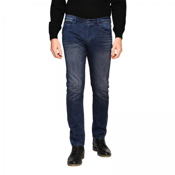 Armani Exchange Jeans in Stretch-Denim