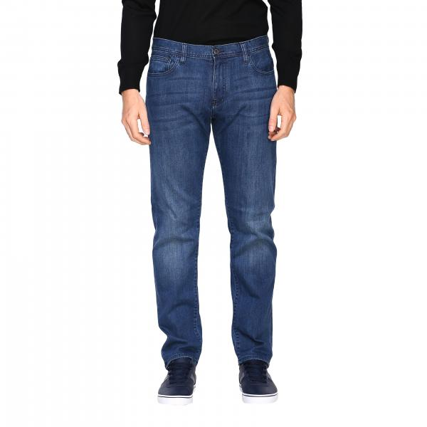 Armani Exchange regular Jeans in Stretch Denim