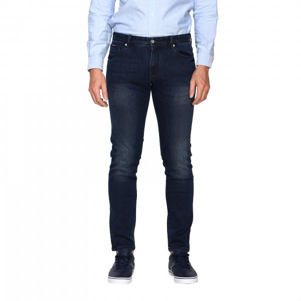 Armani Exchange Skinny Jeans aus Stretch-Denim