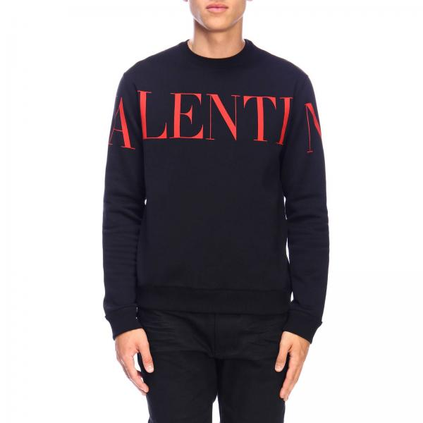 Valentino crewneck sweatshirt with logo