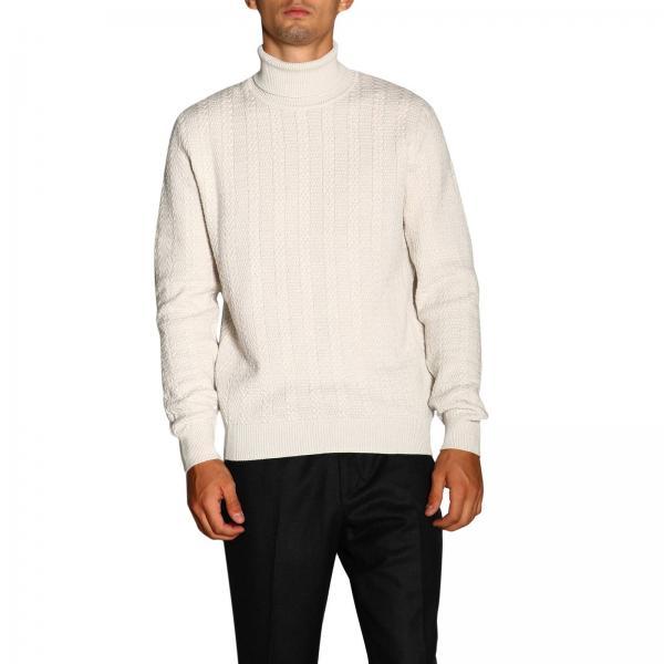 Ermenegildo Zegna basic turtleneck with long sleeves in cashmere