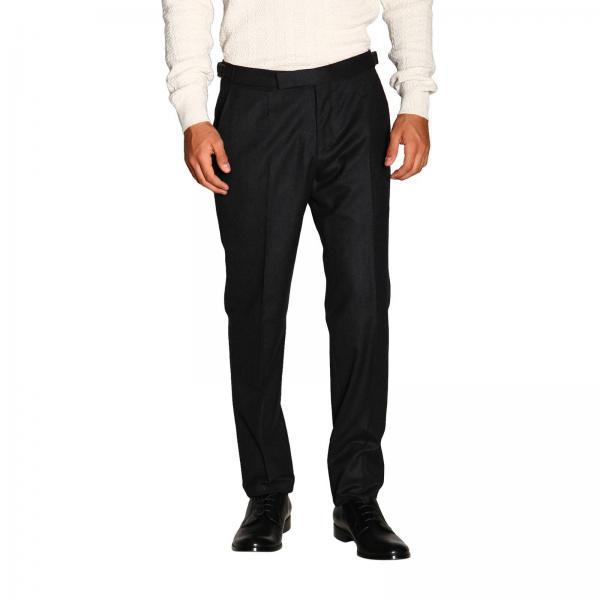 Ermenegildo Zegna Flannel trousers