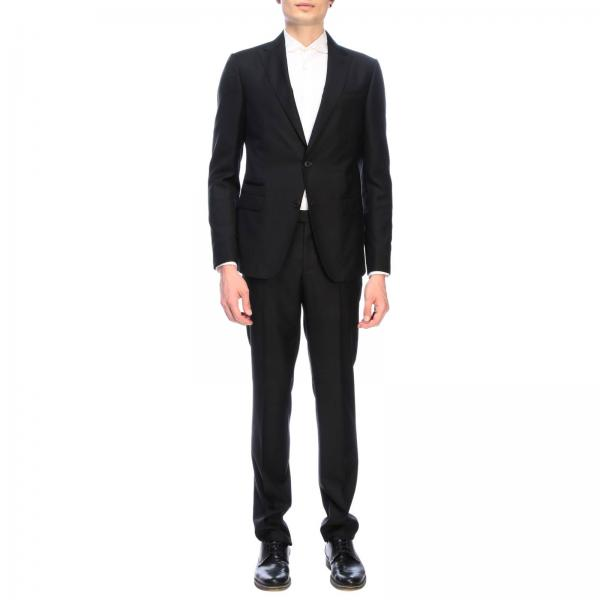 Z Zegna Drop 8 single-breasted two-button 280 gr suit with trousers 18 cm