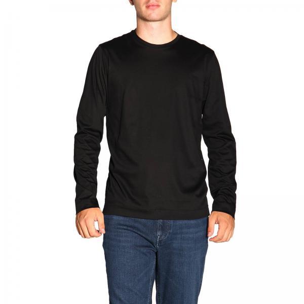 Z Zegna T-shirt à manches longues basic