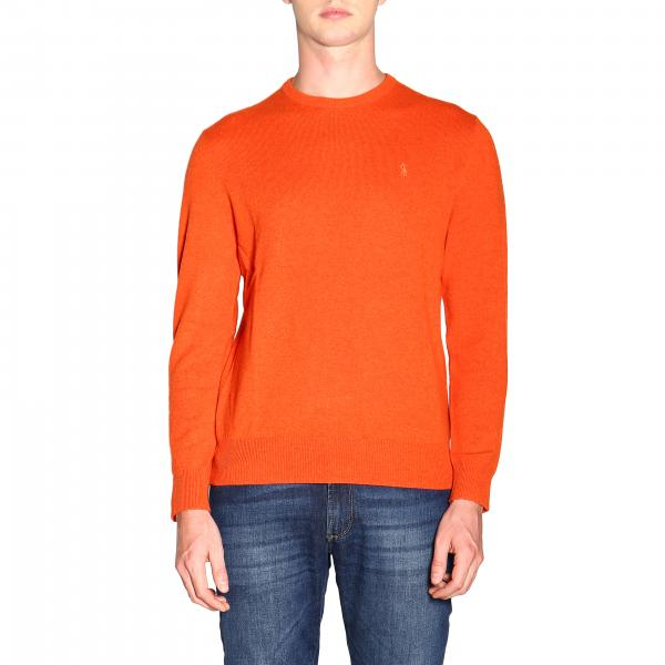 Loryelle sweater with custom fit crew-neck with embroidered Polo Ralph Lauren logo
