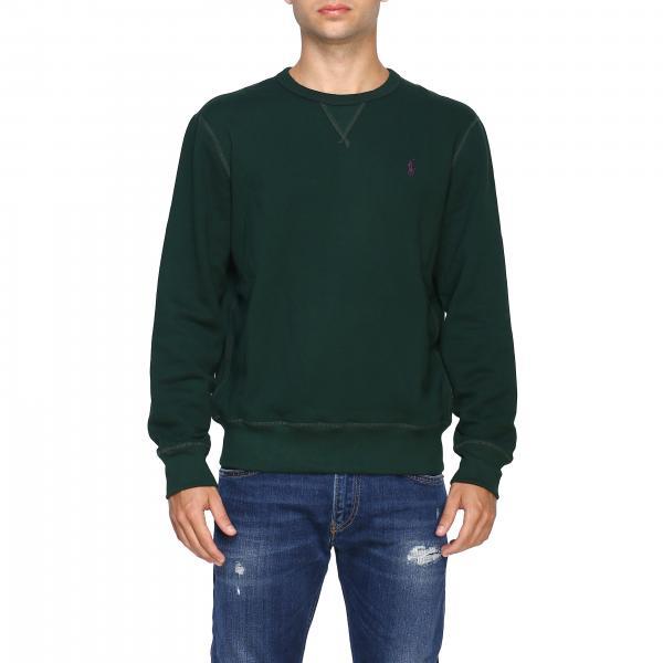 Polo Ralph Lauren sweatshirt with basic crew neck