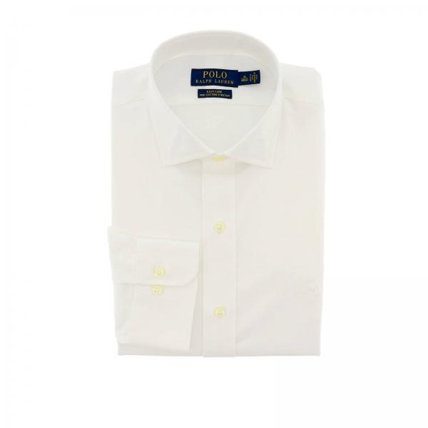 Collo Polo Camicia Uomo LaurenCustom Logo Con 712721835 Ralph E Italiano Fit YIWH29ED