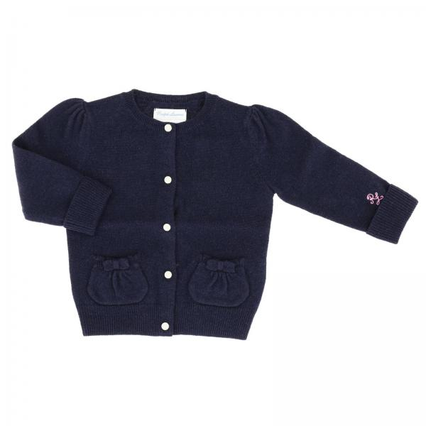 Cardigan Classic Polo Ralph Lauren Infant di lana