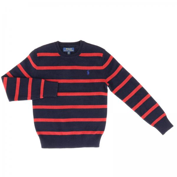 Jersey Polo Ralph Lauren Boy 323758343