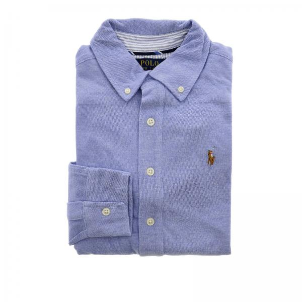 Camicia Polo Ralph Lauren Boy 323749974