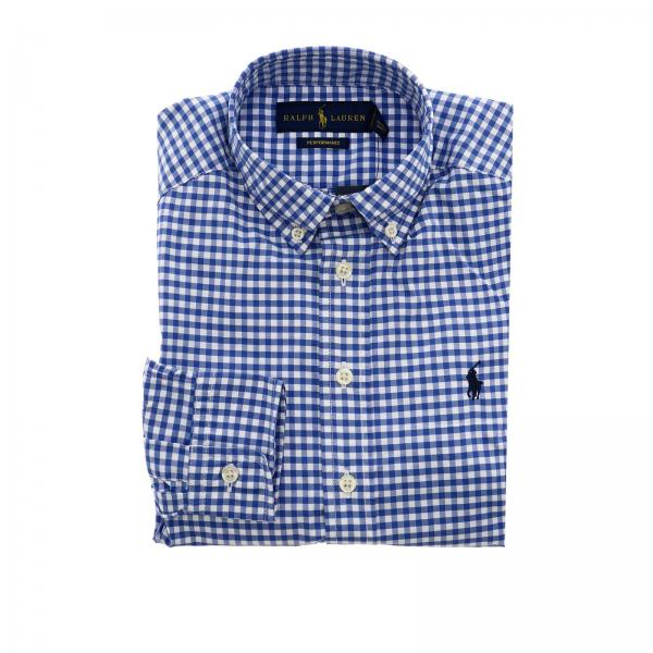 Camicia Polo Ralph Lauren Boy 323750008