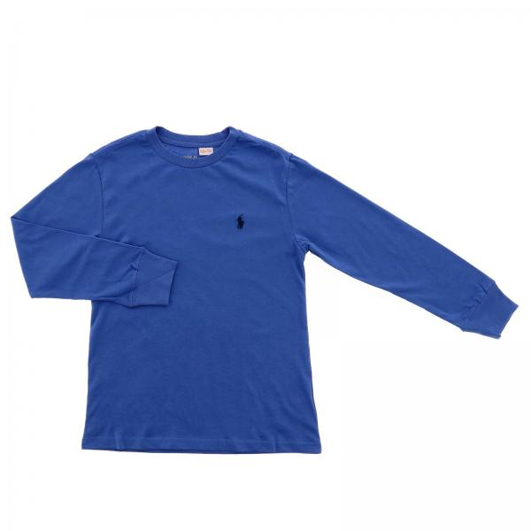 T-Shirt Polo Ralph Lauren Boy 323703642