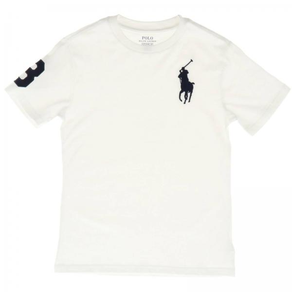 T-Shirt Polo Ralph Lauren Boy 323770177