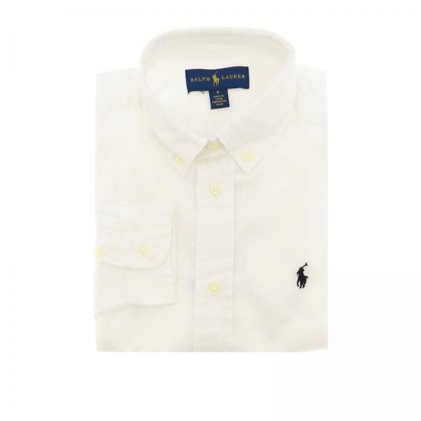 Camicia Polo Ralph Lauren Kid 322600259