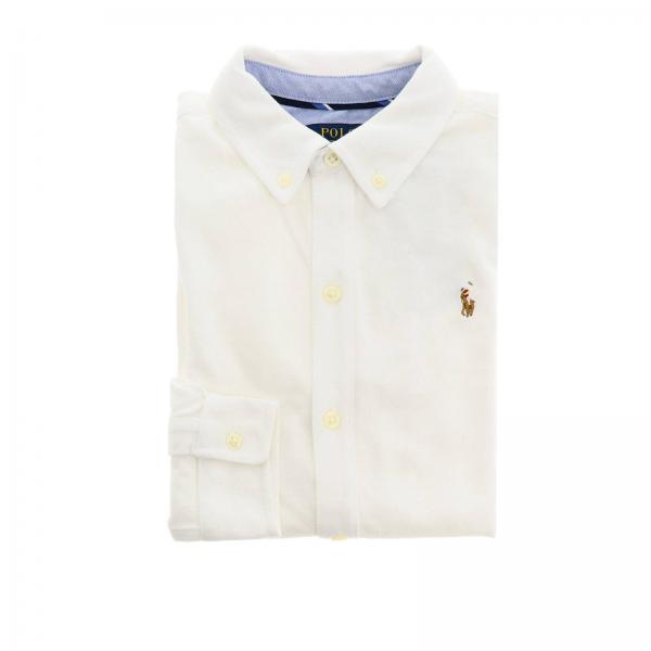 Camicia Polo Ralph Lauren Kid 322749974