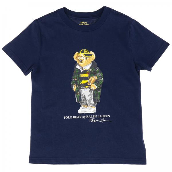 T-shirt Polo Ralph Lauren Kid 322766619