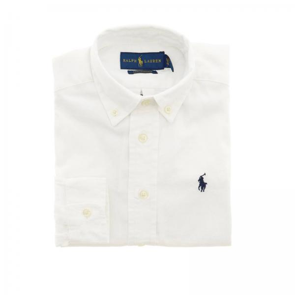 Camicia Polo Ralph Lauren Toddler 321750010