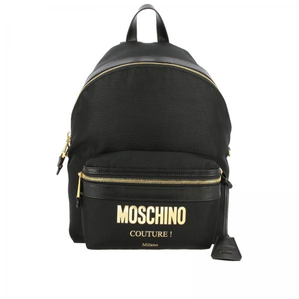 Backpack Moschino Couture 7610 8205