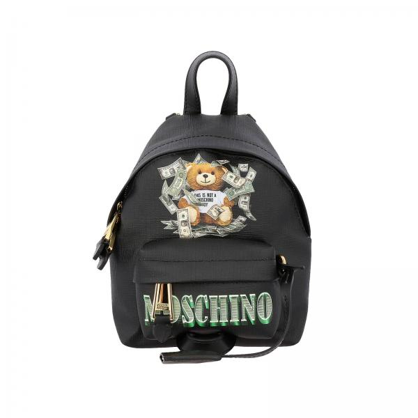 Backpack Moschino Couture 7637 8210