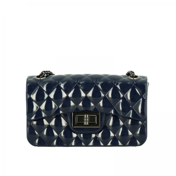 Monnalisa bag in quilted rubber