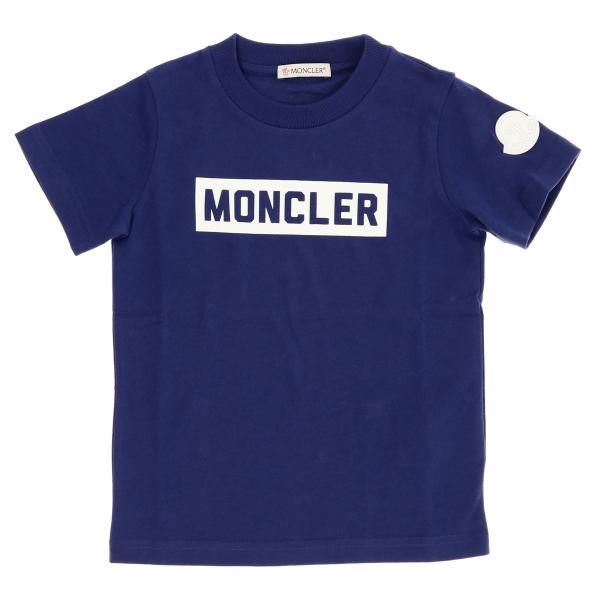 T-shirt Moncler a maniche corte con logo