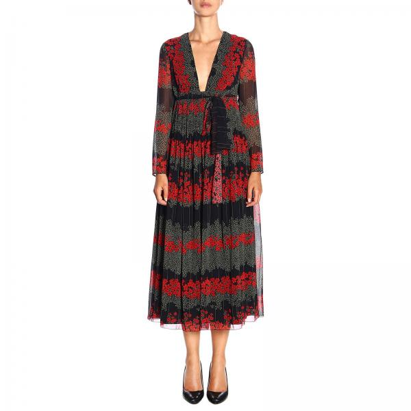 Robes Red Valentino SR3VAF70 4A0
