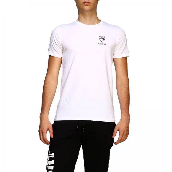 Logo Philipp Uomo Con SportA Plein Girocollo shirt Sjy001n Mtk3802 T 0P8kXnOw