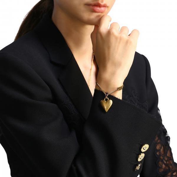 Bracciale Versace con cuore