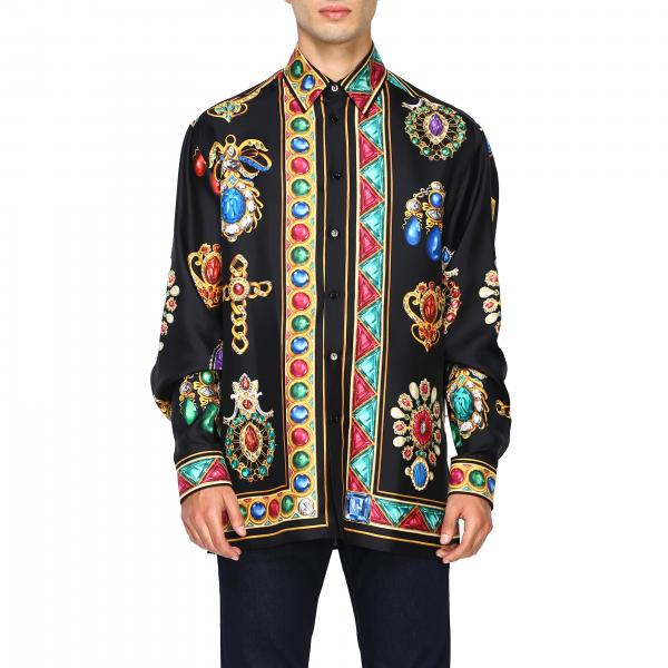 Chemise homme Versace