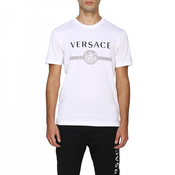 T-shirt men Versace