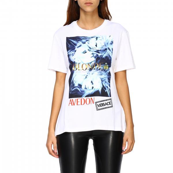 T-shirt women Versace