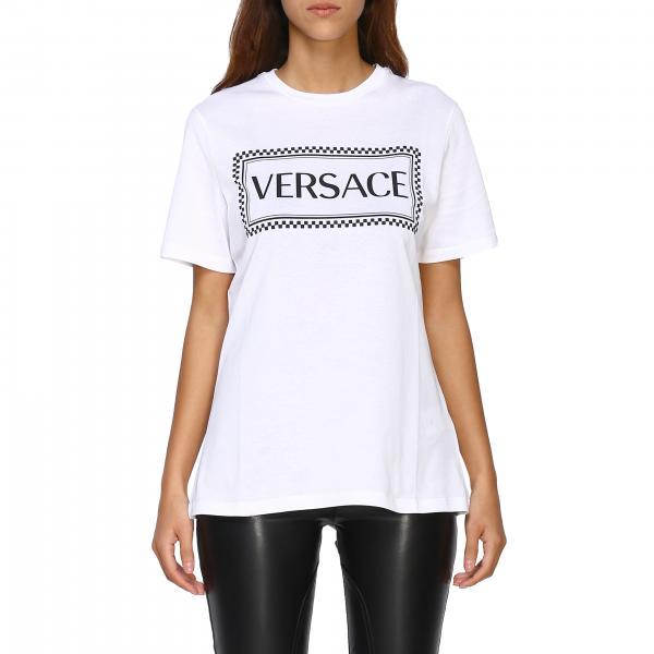 womens-t-shirt-versace by versace