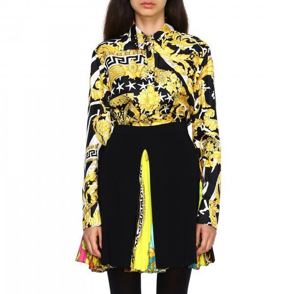 Chemise femme Versace