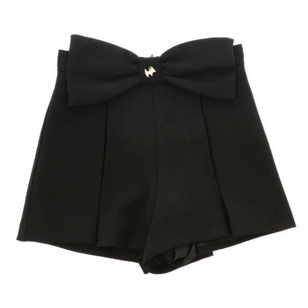 Shorts fiocco