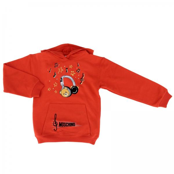 Sweater Moschino Kid HUF02Y LDA17