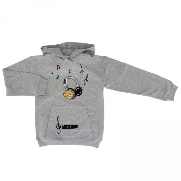 Jumper Moschino Kid HUF02Y LDA17