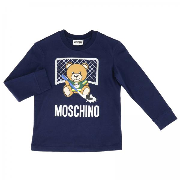 T-shirt Moschino Kid HUM02J LAA10