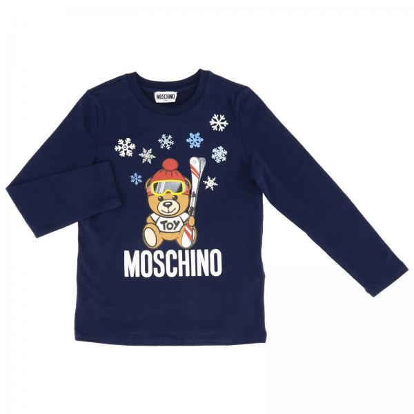 T-shirt Moschino Kid HNM02H LBA11