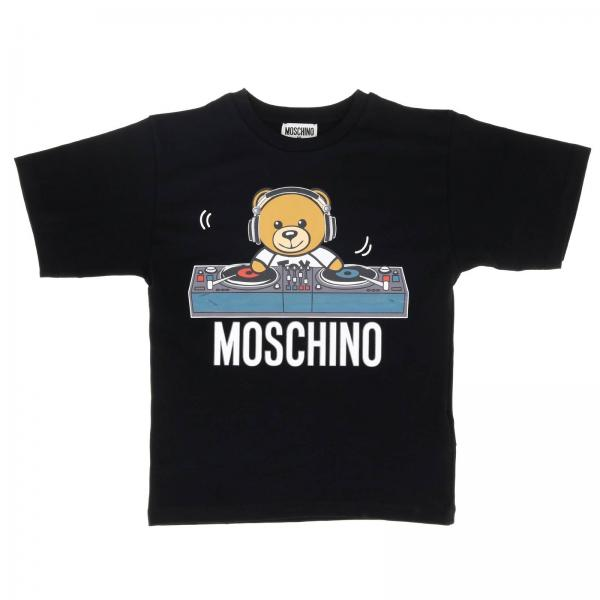 T-shirt Moschino Kid HRM029 LBA12