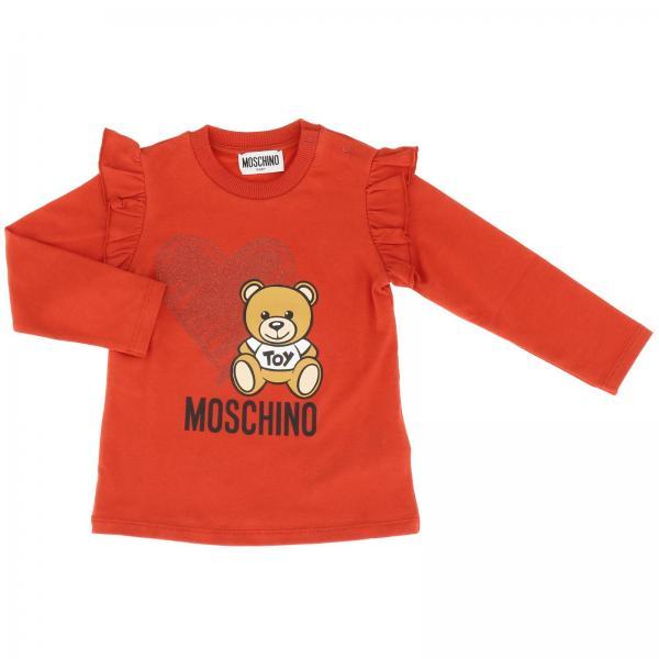 T-shirt kids Moschino Baby