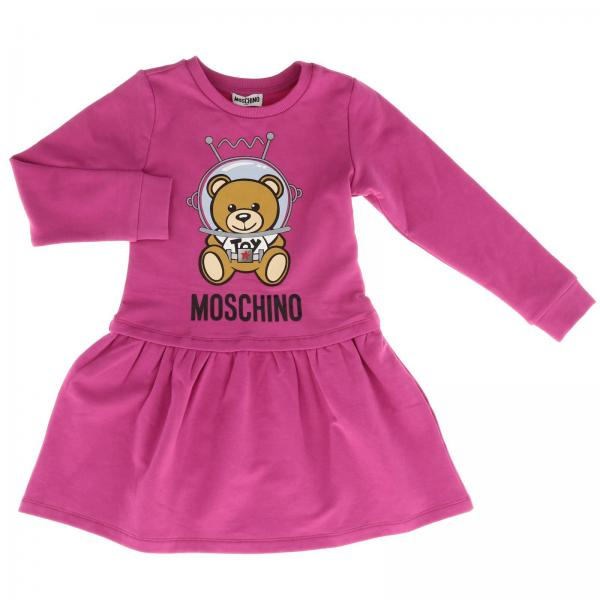 Dress Moschino Kid HDV084 LDA17