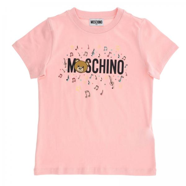 T-shirt Moschino Kid HQM01I LBA12