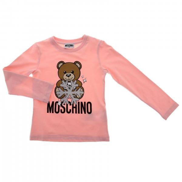 Футболка MOSCHINO KID HIM02A LBA11