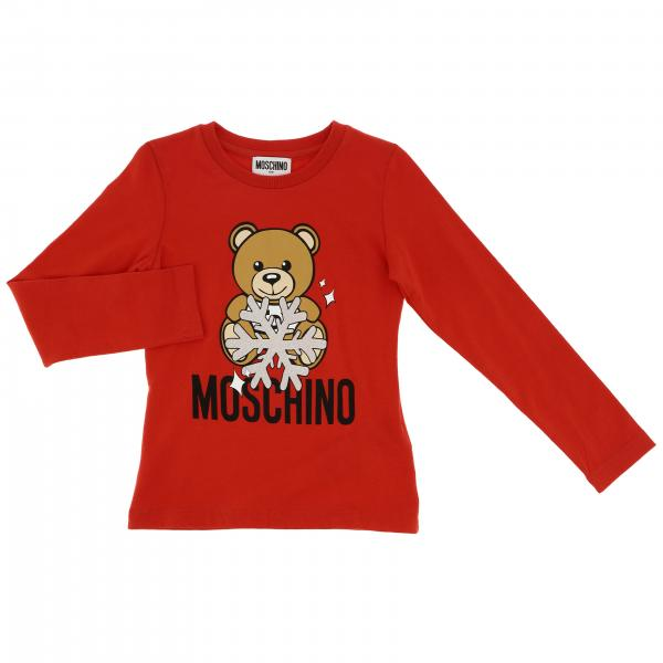 T-shirt Moschino Kid HIM02A LBA11