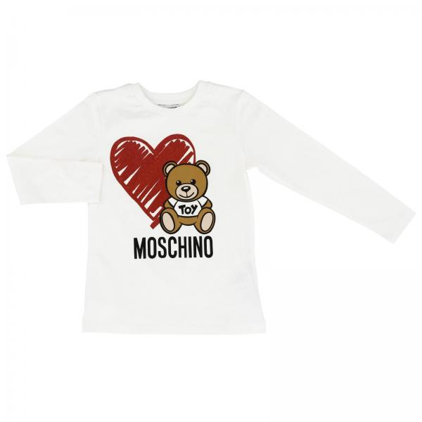 T-shirt Moschino Kid HDM037 LBA11