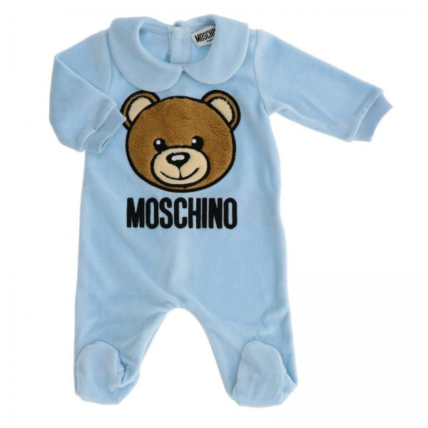Barboteuse Moschino Baby MUY02A LGA04