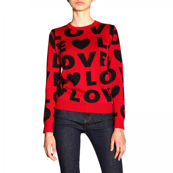 Jumper Love Moschino WSG9110 X0377