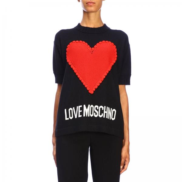 Jumper Love Moschino WSG7111 X1312