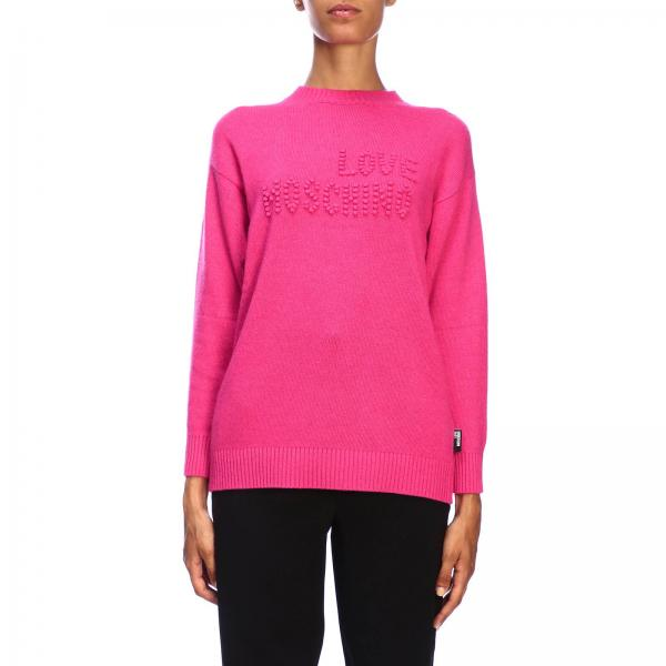 Jumper Love Moschino WSG6910 X1307
