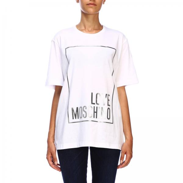 T-Shirt Love Moschino W4F8722 M3517